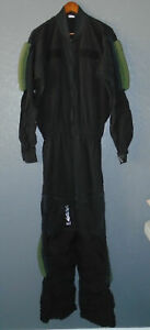 TONY SUIT Skydiving Parachute Padded Overalls Jumpsuit Flight USA Mens LARGE