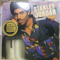Jazz Sealed! Lp Stanley Jordan Standars Vol. 1 On Blue Note