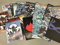 TEENAGE MUTANT NINJA TURTLES JETPACK COMICS 35th ANNIVERSARY 10 PACK TMNT