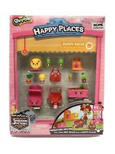 Shopkins Happy Places Home Collection Puppy Patio Decorators Pack Petkins Xmas