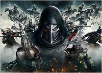 Devil May Cry 5 Gaming Poster Art Print A1 A2 A3 A4 Maxi