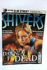 SHIVERS DAWN OF THE DEAD RETURN ON ELM STREET ETC. NUM 110 FEBBRAIO 2004 64170