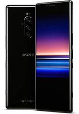 Sony Xperia 1 J9110 - 128GB ROM/6GB RAM - Black (Unlocked) (Dual SIM)
