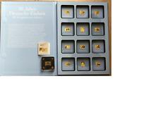 30 Jahre Deutsche Einheit Gold Barren 999 mit Sammelalbum