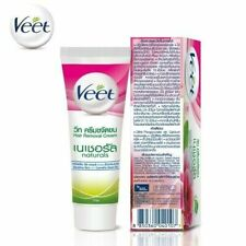 Veet Hair Removal Cream Natural Sensitive Skin with Camella Seed Oil 25g