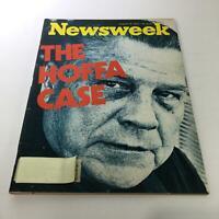 Newsweek Magazine: August 18 1975 - The Hoffa Case
