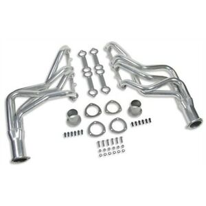 Flowtech 31100FLT SBC Small Block Chevy 350 Long Tube Header, Ceramic Coated