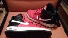 Nike Air Force One Red Black White Jordan Shoes Men size 13
