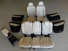 Mercedes Benz M Class ML63 AMG W166 Seats Door Card Panel Trims Console Set J105