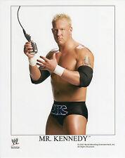 """Foto De Wwe Sr. Kennedy 8x10"""" Oficial Lucha Libre Tna señor Anderson"""