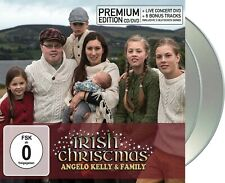 "Angelo Kelly & Family ""irish christmas"" Premium Edition CD+ DVD NEU Album 2019"
