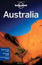 Lonely Planet Australia (Travel Guide),Lonely Planet,Rawlings-Way,Atkinson,D'Ar