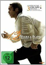 12 Years a Slave   DVD   Zustand sehr gut