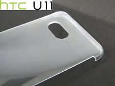 Genuine HTC Clear Plastic Protective Case Cover for HTC U11 (70H00717-01M)