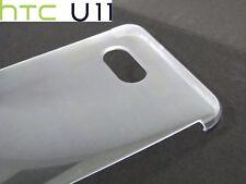 Genuine HTC Clear Plastic Case Cover for HTC U11 (70H00717-01M)