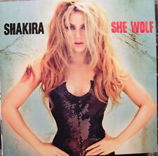 CD Shakira / She Wolf – POP Album 2009