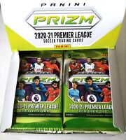 2020-21 Panini Prizm English Premier League Breakaway Soccer 1 Sealed Pack