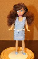 🪁VTG 1992 Kid Kore Doll KATIE (KELSEY'S LITTLE SISTER) curly brown hair