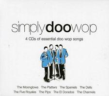 Various Artists - Simply Doo-Wop / Various [New CD] UK - Import
