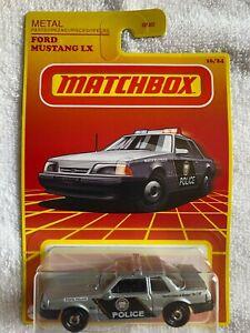 Matchbox Ford Mustang LX