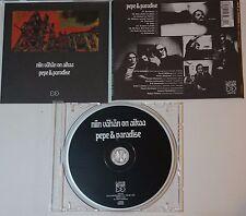 cd: PEPE & PARADISE - NIIN VAHAN ON AIKAA - LOVE - FINLAND