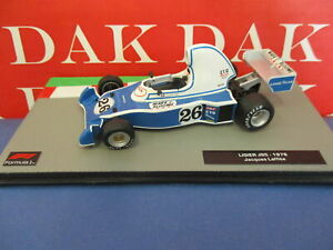 Die cast 1/43 Modellino Auto F1 Ligier JS5 1976 J. Lafitte