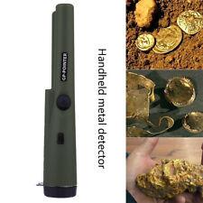 Waterproof Metal Detector Pinpointer Sensitive Search Gold Hunter Finder Green