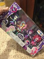 NRFB- My Little Pony Equestria Girls, The Elements of Friendship. Toys R Us. RET