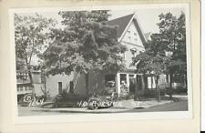 1955 REAL ESTATE  3 X 5 PHOTO, 40 FOSTER STREET, NEW HAVEN, CONN