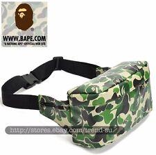 A Bathing Ape Green Camo Body Bag Waist Bag Shoulder Bag From Japan Magazine