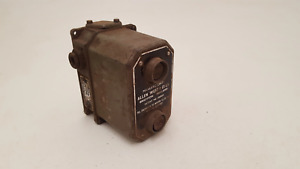 Allen West & Co Vintage Industrial Switch As Found 35013