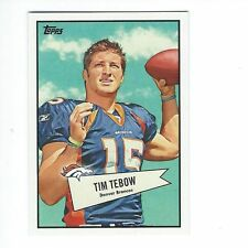 """2010 TIM TEBOW TOPPS """"52 BOWMAN"""" ROOKIE CARD"""