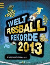 Welt Fussball Rekorde 2013 Stars Tore Rekorde Sport EM 2012 neuwertig