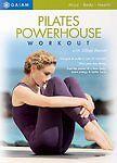 Pilates Powerhouse Workout~New~25 Minute Workout~Jillian Hessel