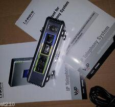 New Cisco Linksys Voice System IP PBX SPA9000 V2.0 Supply 16 SIP IP Phones