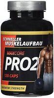 Maxcore 2 - Pro Hormone - Testosterone Booster - starker Muskelaufbau Tabletten