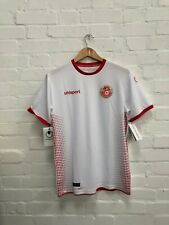UHL Sport Tunisia Football Men's 2018/19 Home Shirt - Medium - No Name - New
