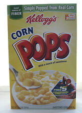 CORN POPS Cereal 12.5 OZ (354g) Kellogg's Buy it now Free Shipping BFR