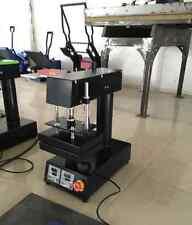 New Small 10*15 Pneumatic Auto Heat Press Transfer Machine for Sticker Label M