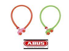 Key ABUS Bike Cable Locks