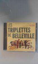 COLONNA SONORA - LES TRIPLETTES DE BELLEVILLE - CD