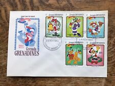 Grenadines 1983 Disney Christmas First Day Cover