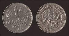 GERMANIA GERMANY 1 MARK 1962 F
