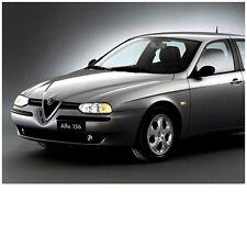 Alfa Romeo 156 1997-2003 vorne Stoßstange in Wunschfarbe lackiert, NEU!