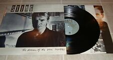 Sting Dream of the Blue Turtles Vinyl LP A&M Records SP 3750 in Shrink