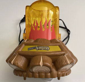 NEW Hershey's S'mores Maker SpinMaster Electric  Great For Indoor Camping W/Kids