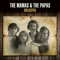 THE MAMAS & THE PAPAS - COLLECTED  2 VINYL LP NEW