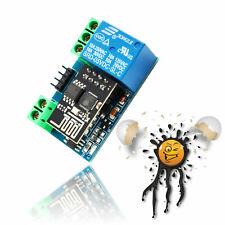 Tasmota LC Tech ESP8266 Wifi HTTP ioBroker FHEM MQTT 5V Relais smart home Modul