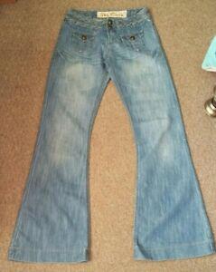 Primark denim co Flared Jeans Size UK 8