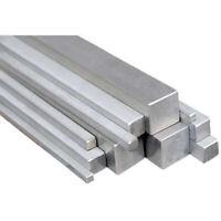 Metric Key Steel Square Bar Keyway 2mm - 36mm, 3mm 4mm 5mm 6mm 7mm 8mm 10mm 12mm